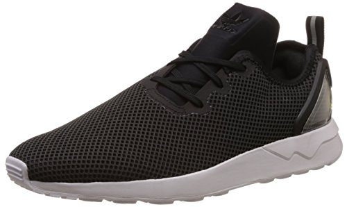 in Mens Core Flux Adv Asymmetrical Zx Black Originals adidas Trainers Black d70OqRaan