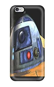 Brand New 4 4s Defender Case for iphone 4 4s (star Wars Clone Wars)