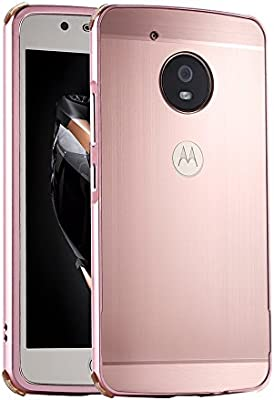 zl one Carcasa para Motorola Moto G5 Plus Funda Aluminio ...