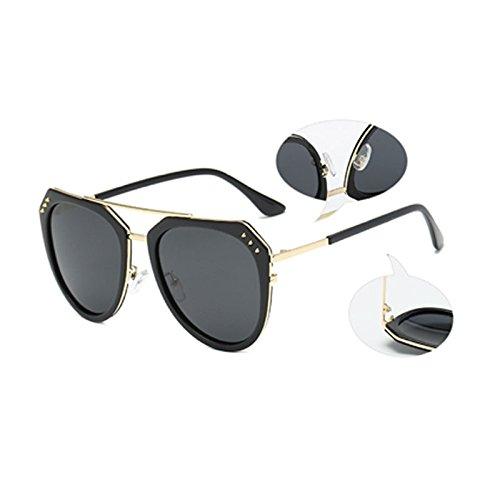 93d0cbc357 Nuevo Gafas De Sol De La Personalidad Gafas De Sol Estilo Europeo Retro De  La Manera ...