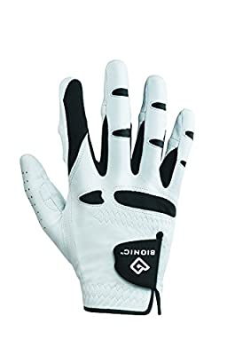 Bionic GGNMLXXL Men's StableGrip with Natural Fit Golf Glove, Left Hand, XX-Large