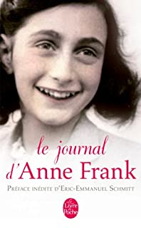 Le journal d'Anne Frank, Frank, Anne