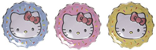 Sanrio Hello Kitty Sweet Cupcakes Candy Tins, Set Of 12