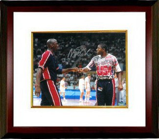 Olympic Team Autographed 16x20 Photo - 6