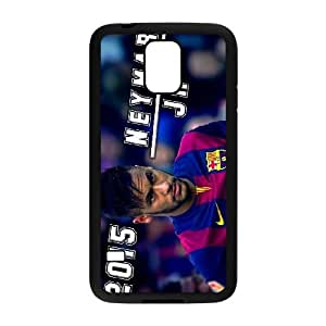 Samsung Galaxy S5 Phone Case Black Neymar SF8607232