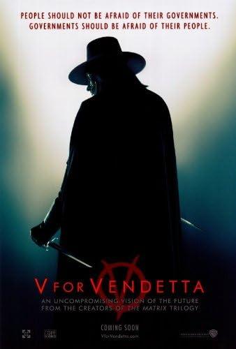 'V' ესე იგი ვენდეტა / V For Vendetta