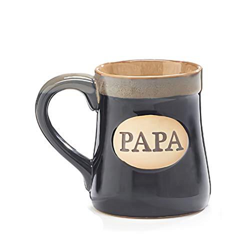 "Mug Gift For Dad XL 18 oz Imprint,"" PAPA, The Man - The Myth - The Legend"" 18"