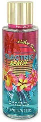 Victoria's Secret Tropic Dreams Electric Beach Fragrance Mist 8.4 fl oz Spray