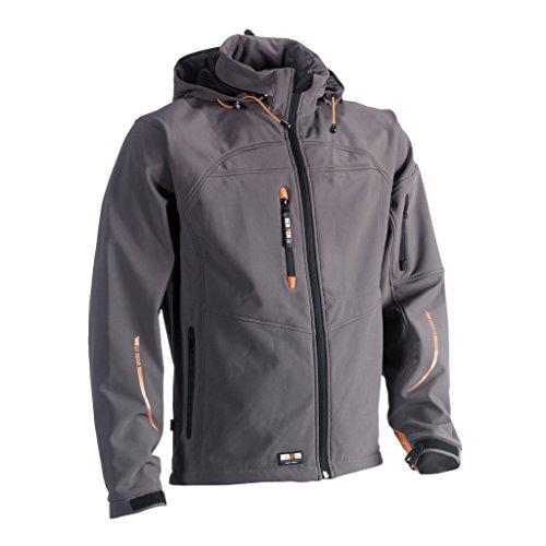 HEROCK® Workwear - Vêtements de travail - Chaqueta - para mujer gris