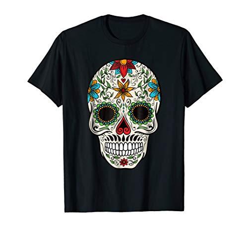 Disfraz de Catrina Mexicana - Playera de Catrina -