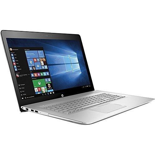 "Newest HP Envy 17.3"" Full HD (1920 x 1080) Touchscreen Premium Laptop PC (Latest 7th Gen i7-7500U, 16GB DDR4 RAM, 1TB 7200RPM HDD, NVIDIA GeForce 940MX 2GB, DVD, Backlit Keyboard, Windows 10)-Silver"