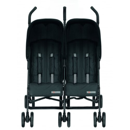 Koelstra - Simba Twin T3 Black: Amazon.es: Bebé