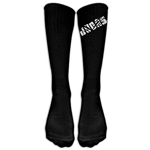 ZHONGJIAN Unisex Knee High Long Socks Judas 2017 New Style Boot High Socks