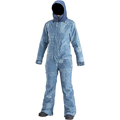 b88a8d854c AIRBLASTER Women's Insulated One Piece Freedom Suit, Japanacana, Large