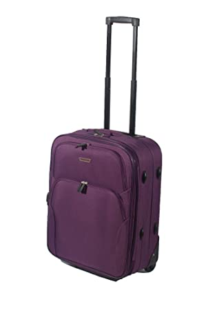 """104fd5266 XL Large Medium Small Lightweight Suitcase Luggage Travel Bag Cabin  (20"""" Cabin, ..."""