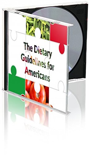 2015 Dietary Guidelines PowerPoint Show and Handout Set by Nutrition Education Store