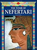 Front cover for the book The Tomb of Nefertari by Mohamed Nasr