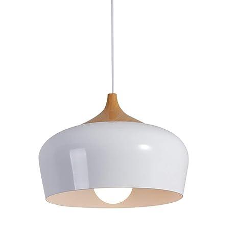Lámpara colgante E27 Bombilla para el comedor Luminaria ...