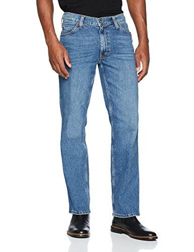 Bleach Jeans 5000 312 medium Blu Oklahoma Uomo Slim Mustang 7RwYaH6q
