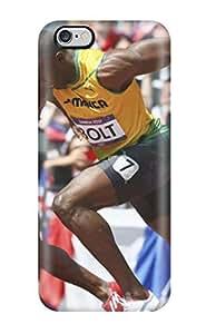 3720471K23748722 Hot Snap-on Usain Bolt Running Hard Cover Case/ Protective Case For Iphone 6 Plus WANGJING JINDA