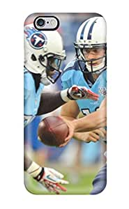 Hot WSmrYqr605xpLAH Tennessee Titans Tpu Case Cover Compatible With Iphone 6 Plus