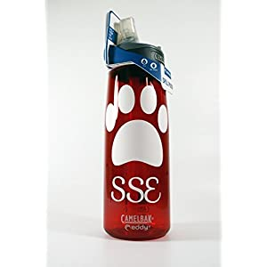 Personalized .75L Camelbak Bottle - Paw Print - Veterinarian - Vet Tech