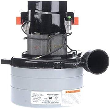 Ametek 116565-13 120V 3 Stage Vac Motor