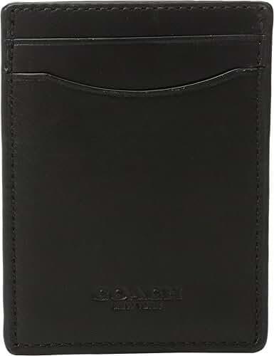 COACH Men's Sport Calf 3-in-1 Card Case