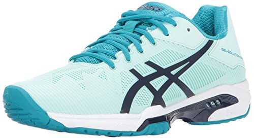 Asics Women's Gel-Solution Speed 3 Tennis Shoe Glacier Sea/Indigo Blue/Arctic Aqua cheap websites cheap get to buy discount under $60 discount brand new unisex 1LY2o