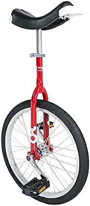 "Einrad Qu-Ax Onlyone 2011 Monocycle 406 mm (20"") Rouge"