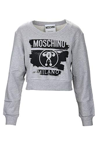 Couture Maglia Et1710 Jersey Donna Women's 1486 Moschino 6dftx5qw6