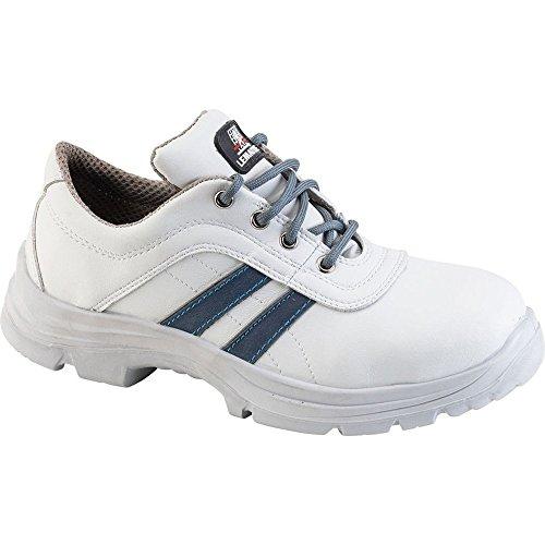 Lemaitre 91245 Andy white Chaussure de sécurité L S3 Taille 45