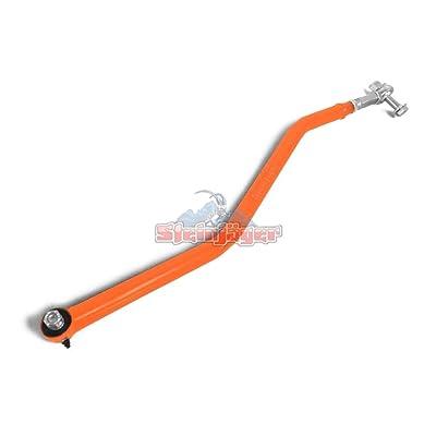 Steinjager 1997-2006 Jeep Wrangler TJ Track Bar J0046141(Fluorescent Orange): Automotive