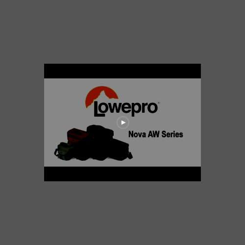 Lowepro Nova 160 AW DSLR Camera Shoulder Bag new - fondationkiabi com