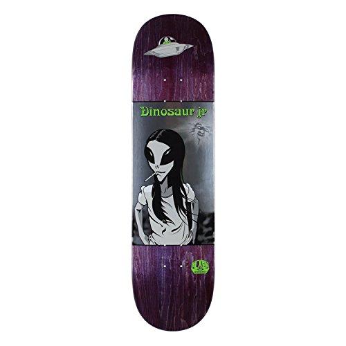 Alien Workshop Dinosaur (Alien Workshop Skateboard Deck Dinosaur Jr Green Dream (Assorted) 8.25