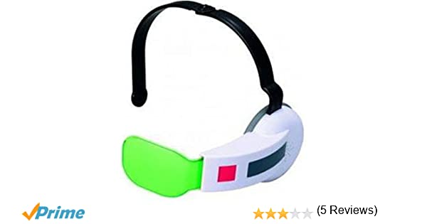 Bandai Dragon Ball Z Saiyan Scouter W/ Sound One Size Fits All- Green Lens: Amazon.es: Juguetes y juegos