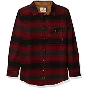 Fashion Shopping Legendary Whitetails Men's Buck Camp Flannel Shirt