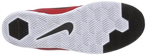 NikeSB Paul Rodriguez 9 Cupsole - Zapatillas de Skateboard Hombre Rojo - Rot (Gym Red/Black-White 601)
