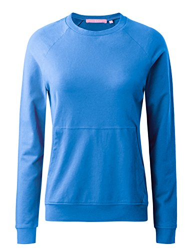 Regna X Women's Long Sleeve Crewneck Cotton Pullover Hooded Sweatshirts for Women by Regna X (Image #7)