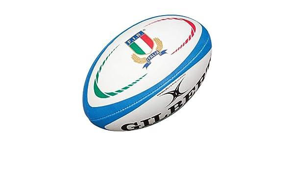 Gilbert Italy - Balón de Rugby: Amazon.es: Deportes y aire libre