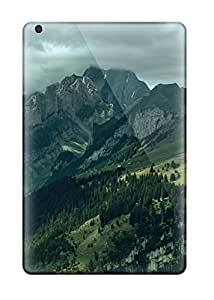 Nick Watson's Shop Cheap Case Cover Skin For Ipad Mini 2 (powerfully Mountains Forest Amp Digital) 3733651J97472612