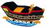 Guidecraft Retro Rockers Pirate Boat