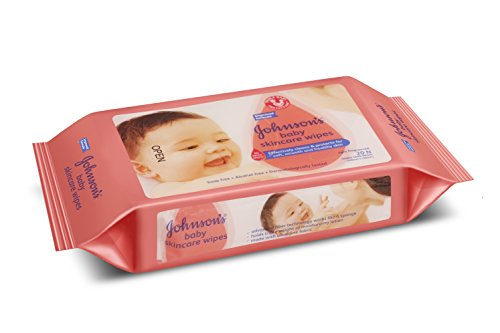 Johnsons Baby Skincare Wipes Gentle Cleaning for Little Hand