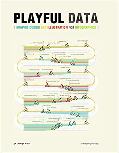 Graphic Design and Illustration for Infographics Playful Data