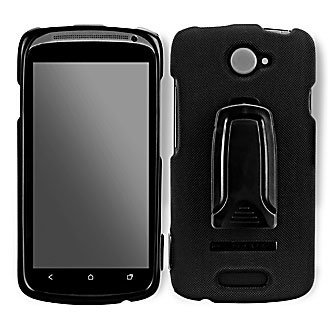 Body Glove HTC ONE s 4g T-Mobile Hard Shield Shell Cover Snap On Case With Kickstand and Belt Clip for HTC one S T-Mobile ONLY BodyGlove - - T-mobile Glove