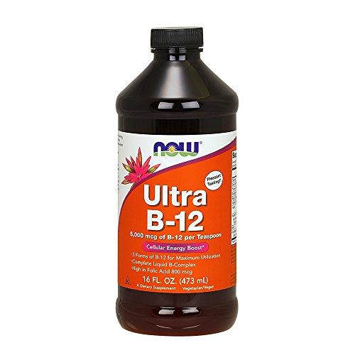 NOW Ultra B 12 Liquid 16 Ounces product image
