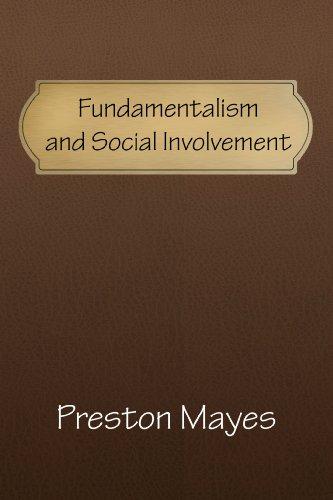 Phase One: Irenic Fundamentalism (1893–1919)