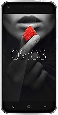 Kiano 330267 Smartphone Elegance 5.1 (Dual SIM, 8 GB, Wi-Fi y ...