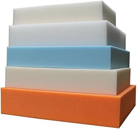 ventadecolchones.com Pieza de Espuma a Medida 60 x 120 x 8 cm - Densidad 25 kg/m3 Extrafirme, para Otras Medidas consúltenos: Amazon.es: Hogar