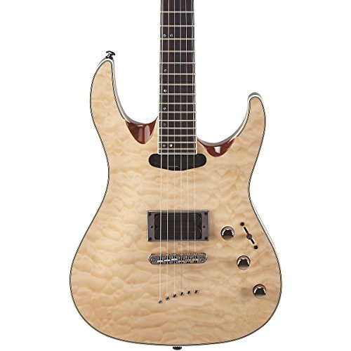 Mitchell MD400 Modern Rock Double-Cutaway Electric Guitar Level 1 Natural